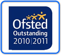 The Ark achieved the Ofsted Outstanding 2010/11 standard and we are pleased to display the oficial logo